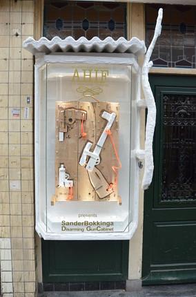 disarming guncabinets