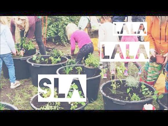 SLA LALA